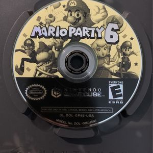 Mario Party 6 GameCube *Disc Only for Sale in Fullerton, CA