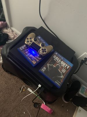 PS4 pro 1TB 4K for Sale in Stone Mountain, GA
