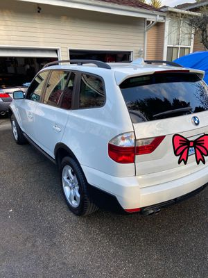 BMW X3 2007 for Sale in Tacoma, WA