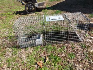 Have a heart live trap MOVING, NEED GONE for Sale in Dickson, TN