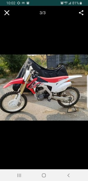 2017 Honda CRF250R for Sale in West Valley City, UT