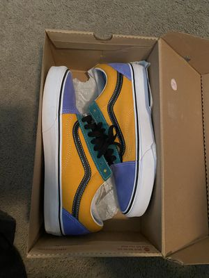 Limited old skool Vans for Sale in Cypress, TX