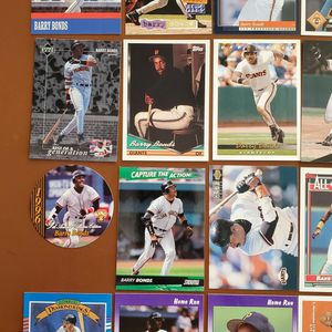 Baseball Cards - Barry Bonds for Sale in Noblesville, IN