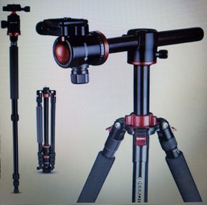 GEEKOTO Camera Tripod for Cannon Nikon & Sony DSLR Cameras for Sale in Henderson, NV