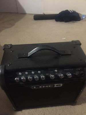 Guitar amp line-6 for Sale in Germantown, MD