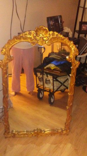 French vintage mirror for Sale in Palm Beach, FL