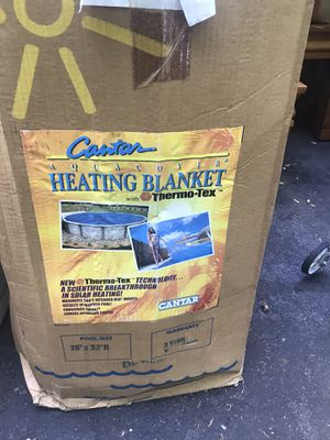 Heating pool cover for Sale in Stafford, VA