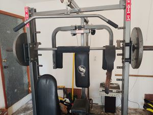 Total Gym with Smith Machine for Sale in Miami, FL