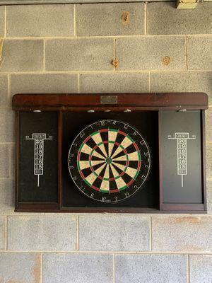Dart Board with Darts for Sale in Rustburg, VA