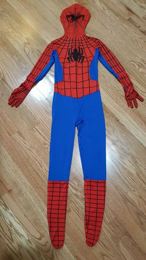 Spider-Man Costume Size 8+ for Sale in Everett, WA
