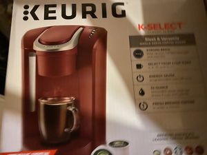 Keurig K Select Red for Sale in Austin, TX