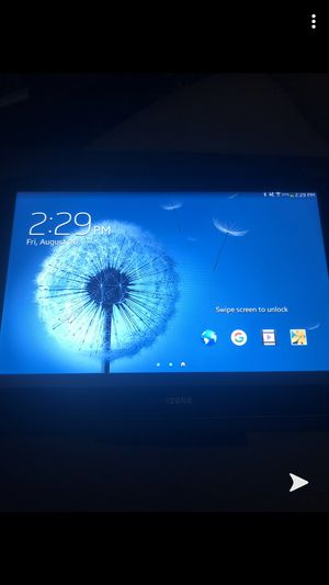 Samsung Tablet for Sale in Dallas, TX