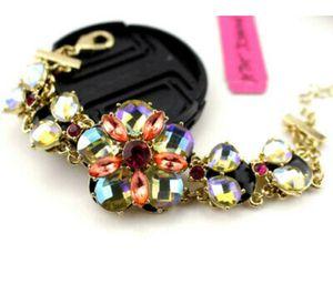 New Betsey Johnson Crystal Bracelet for Sale in Wichita, KS