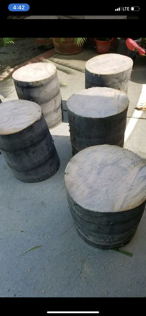Palm tree stumps for Sale in La Puente, CA