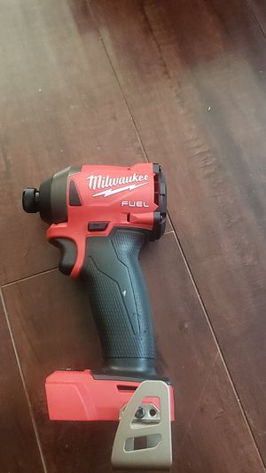 Milwaukee impact driver fuel for Sale in Long Beach, CA