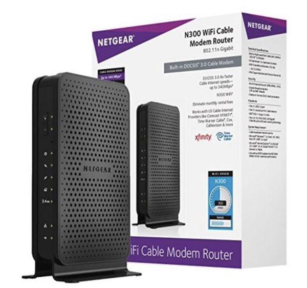 NETGEAR N300 WiFi Router