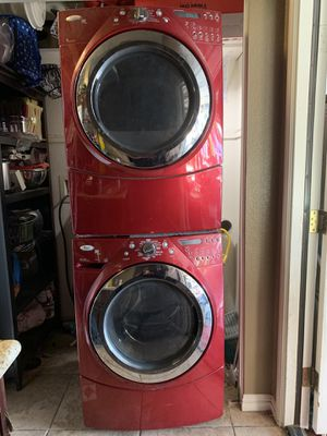 Dryer and washer for Sale in Highland, CA