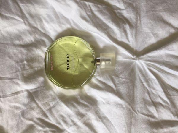 Chanel Chance eau fraîche perfume