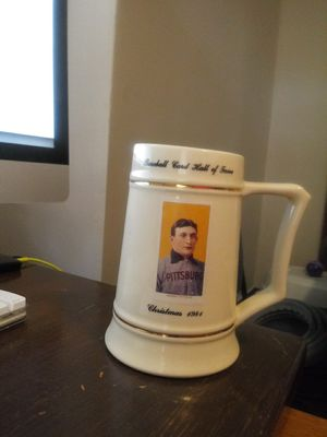 Honus Wagner Beer Stein for Sale in Cincinnati, OH