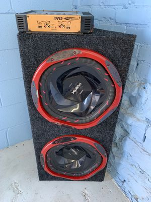 Sony Car Speaker System for Sale in Smyrna, TN