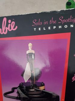 New Barbie Singing Solo Telephone Never Out Of Box for Sale in West Palm Beach,  FL