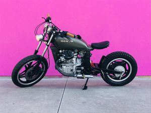 Honda 500 silver wing 1982 . 1 of the kind. Custom made for Sale in Los Angeles, CA
