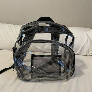 clear bag for Sale in Sloan, NV