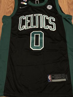 Jayson Tatum Boston Celtics Men's Black Jersey MEDIUM & LARGE for Sale in Redondo Beach,  CA