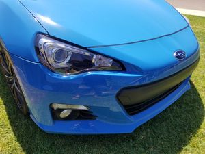 2016 Subaru BRZ hyperblue series limited edition for Sale in Fresno, CA