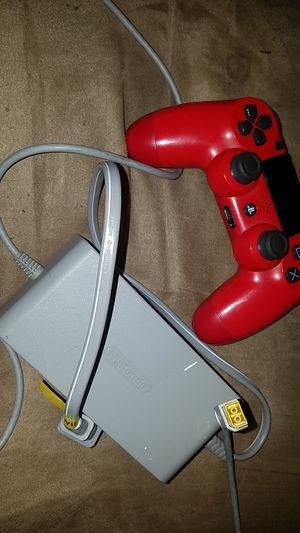 Nintendo Wii U Power / PS4 Controller for Sale in Columbus, IN