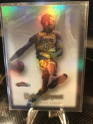 **2001 Fleer Showcase Kobe Bryant Basketball Card**Lakers Jersey 8 Collectible**RARE Chrome Refractor** PSA Beckett Graded 9 or 10 NM-MT ?**$49 OBO for Sale in Carlsbad, CA
