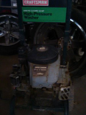 Intex pressure washer for Sale in Reedley, CA
