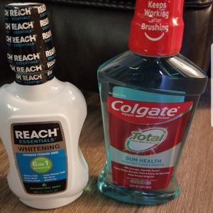 2 Brand New Mouth Washes Both For $4 for Sale in Stockton, CA