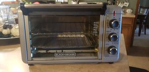 Black and Decker Toaster Oven for Sale in Bloomington, IL