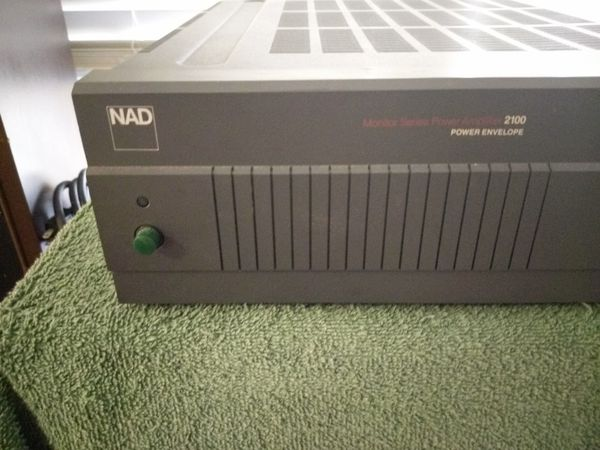 Nad 2100 amplifier $50 FIRM for Sale in Lighthouse Point, FL - OfferUp
