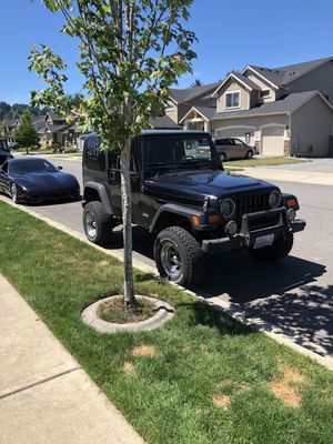 Jeep Wrangler for Sale in Orting, WA