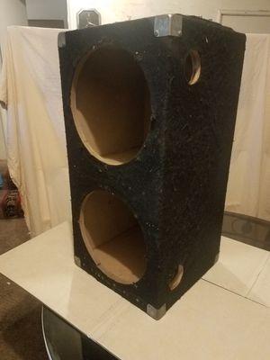 Speaker box,for 12in speakers for Sale in Fresno, CA