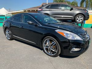 2013 Hyundai Azera w/ Navigation & Backup Camera & Prem Wheels for Sale in Fontana, CA