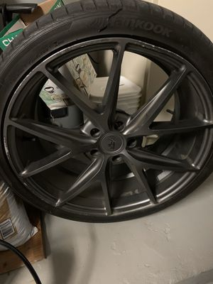 Tires with rims for Sale in Ocoee, FL