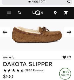 UGG Women's Dakota Slipper for Sale in Denver, CO