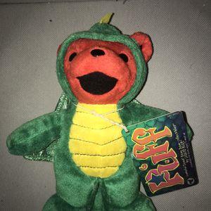 "Grateful Dead Bean Bear ""Puff"" for Sale in Justice, IL"
