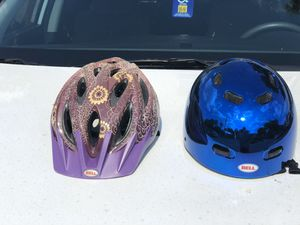 Kids and Adults Bike Helmets only $10 Each for Sale in Tampa, FL