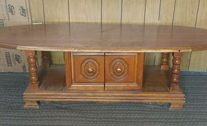 Antique Coffee Table for Sale in Crows Landing, CA