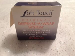 FREE with purchase. Soft Touch Nail Wraps. for Sale in Saint Petersburg, FL