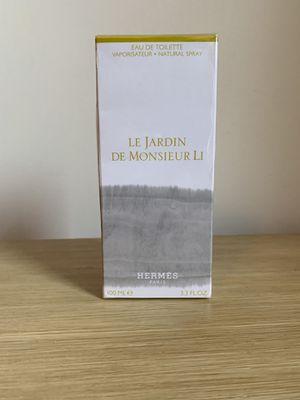 Perfume - HERMES - Le Jardin de Monsieur Li for Sale in Jersey City, NJ