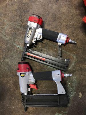 Finish nail gun for Sale in Hayward, CA
