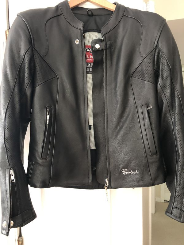 CORTECH Women's Motorcycle Jacket~BRAND NEW