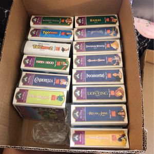 Disney Collectable Figurines: 1995-2000 for Sale in Suisun City, CA