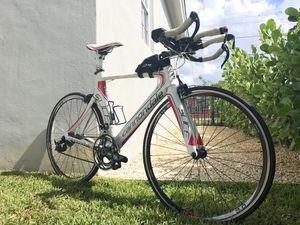 Tri-Bike Cannondale Slice Carbon for Sale in Miami Beach, FL