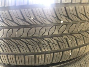 Black Rims With Tires for Sale in Bartow, FL